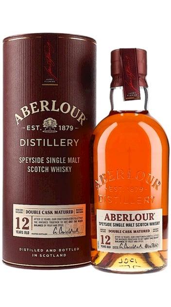 Aberlour Double Cask Single Malt 12 YO