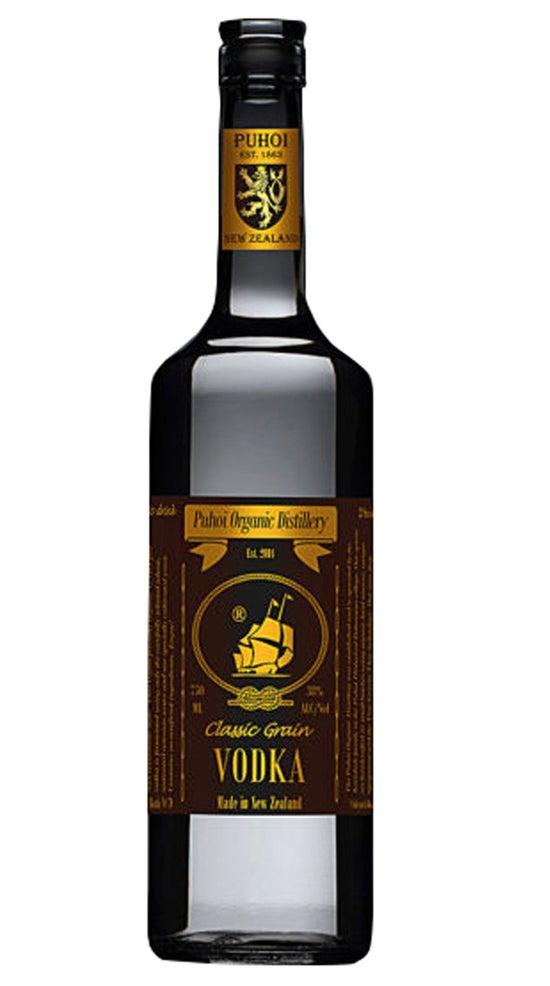 Puhoi Organic Distillery Classic Grain Vodka