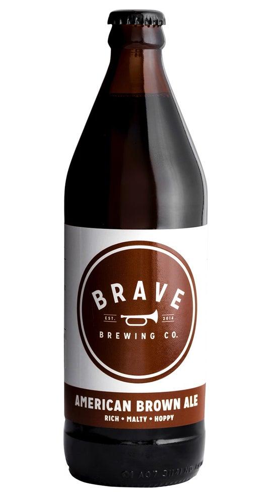 Brave Brewing Neighbourhood Brown Ale