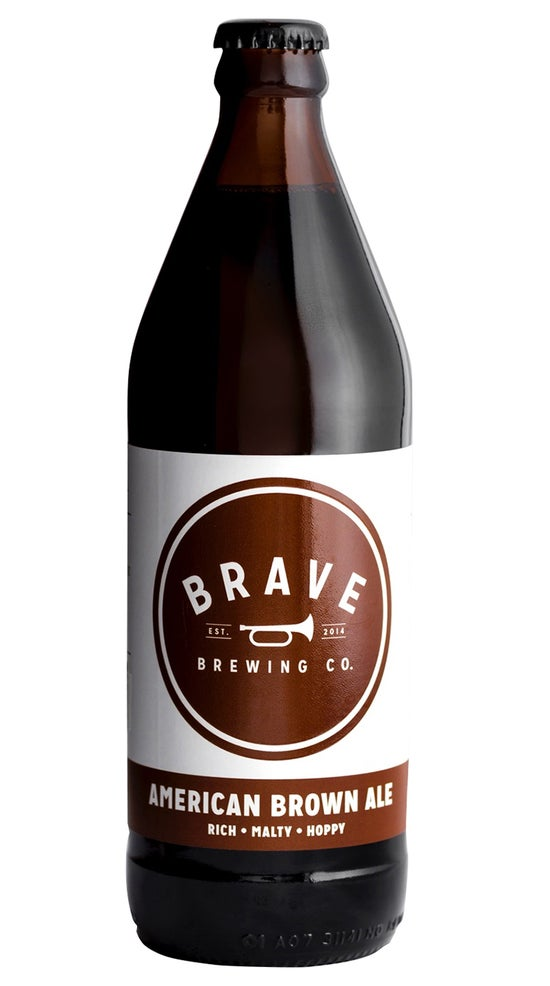 Brave Brewing Neighbourhood Brown Ale