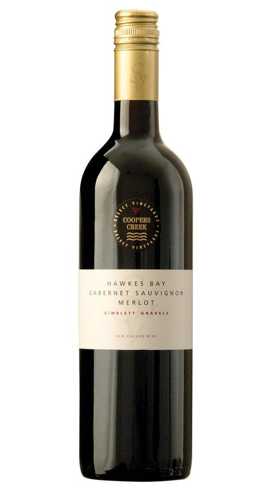 Coopers Creek Select Vineyard Cabernet Merlot 'Gimblett Gravels'