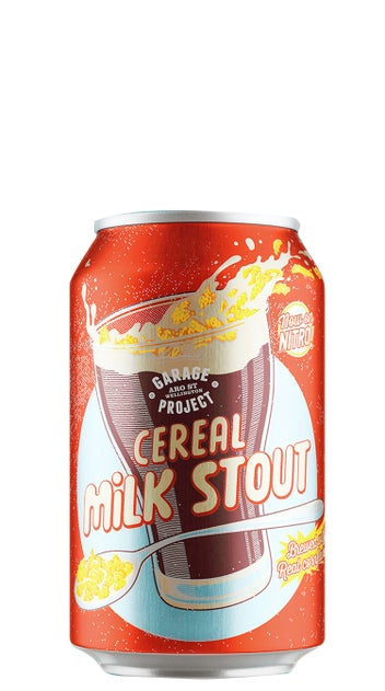 Garage Project Cereal Milk Stout Nitro