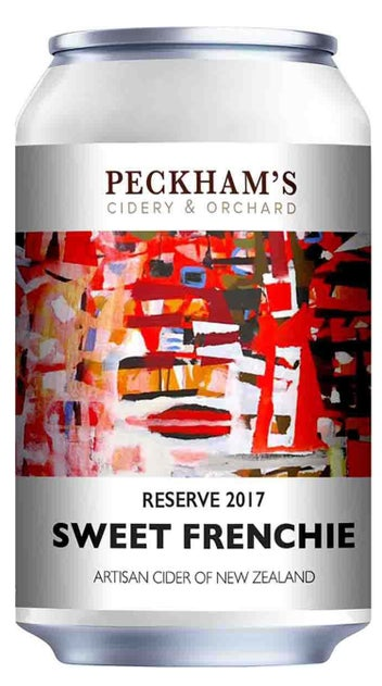 Peckham's Sweet Frenchie cans 330ml