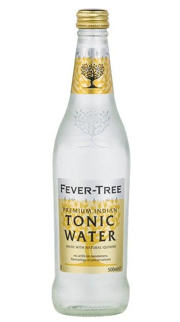Fever-Tree Premium Indian Tonic Water 8 x 500ml