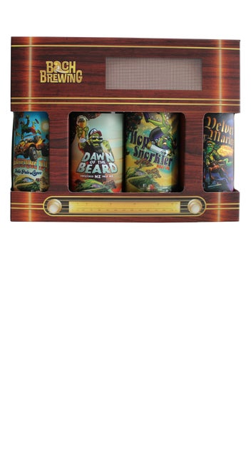 Bach Brewing Gift pack 4 x 440ml