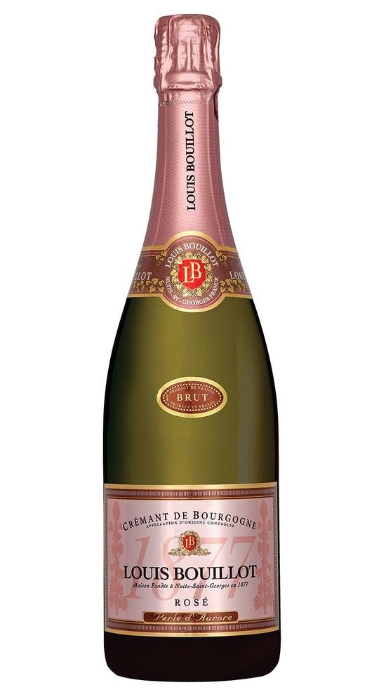 Louis Bouillot Cremant de Bourgogne Rose