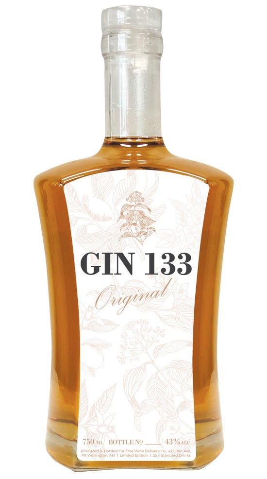 Gin 133 Original 750ml bottle
