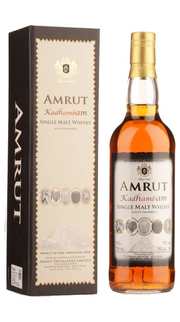 Amrut Kadhambam Single Malt Whisky