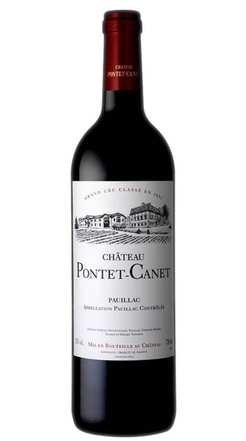 2015 Chateau Pontet Canet