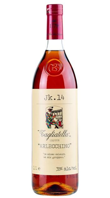 """Jk.14 """"Arlecchino"""" Tagliatella Grappa Liqueur"""