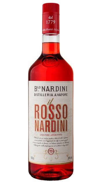 Jk.14 Il Rosso Nardini Liquore Aperitivo