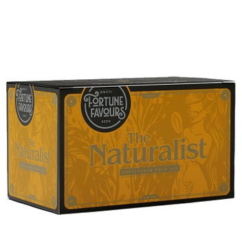 Fortune Favours The Naturalist Pale Ale 6 pack