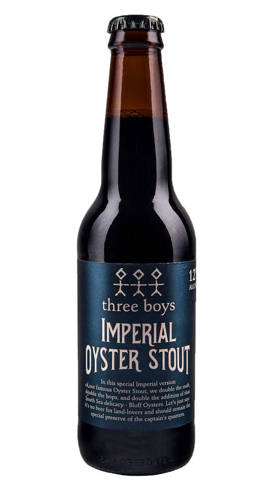 Three Boys Imperial Oyster Stout