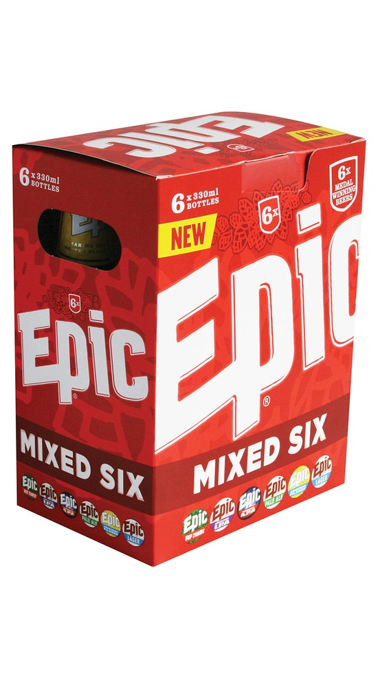 Epic Mix 6pk