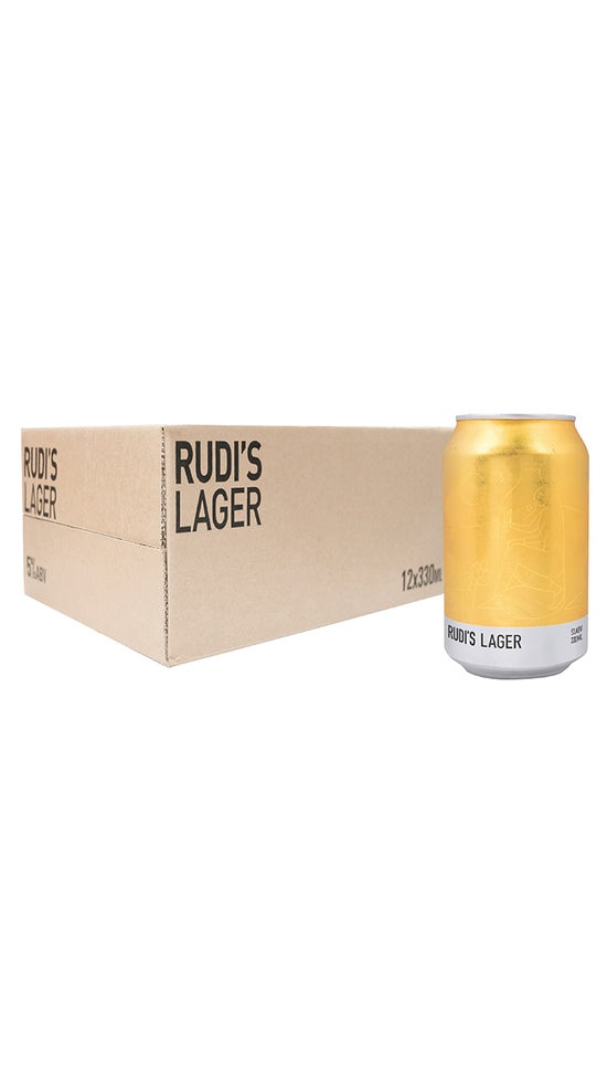 Rudi's Lager 12pk