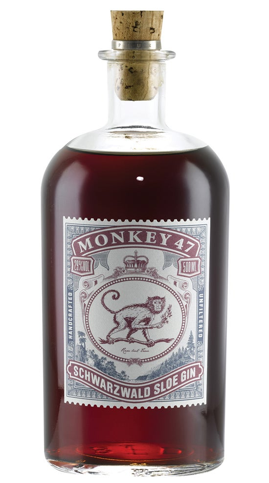 Monkey 47 Dry Gin Sloe