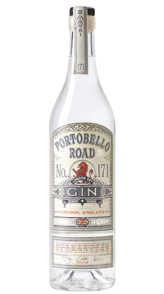 Portobello Road No 171 London Dry Gin
