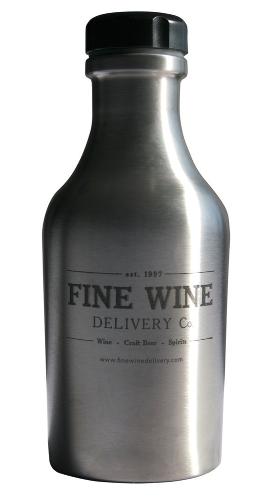 Fresh Beer Stainless Steel FWDC Flagon 1L