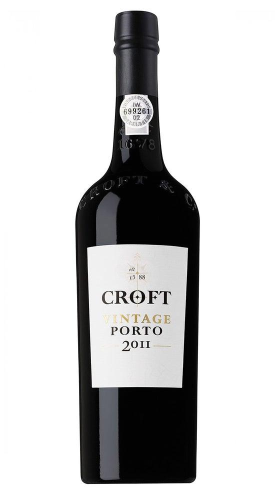 Croft Vintage 2011 Port