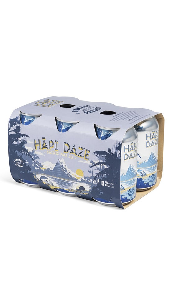 Garage Project Hāpi Daze six pack