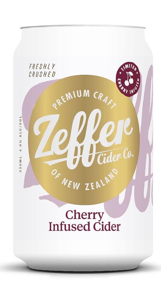 Zeffer Rose Cider Can