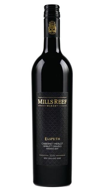 2016 Mills Reef Elspeth Cabernet Merlot