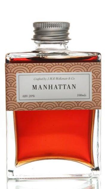 JMR Cocktail Co Manhattan 100ml