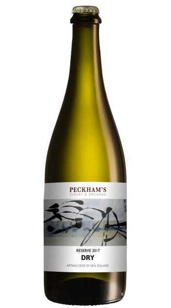 2019 Peckhams Dry Apple Cider 750ml