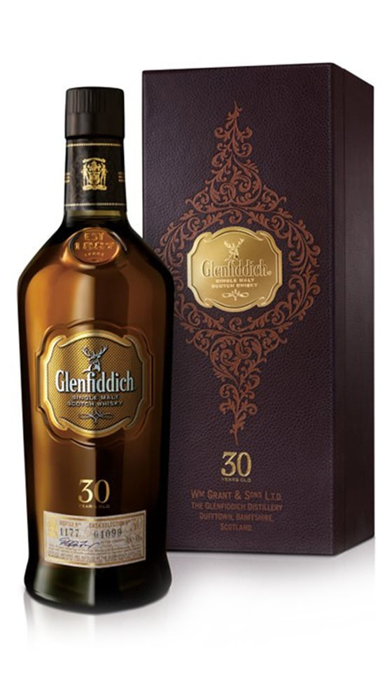 Glenfiddich 30yr old