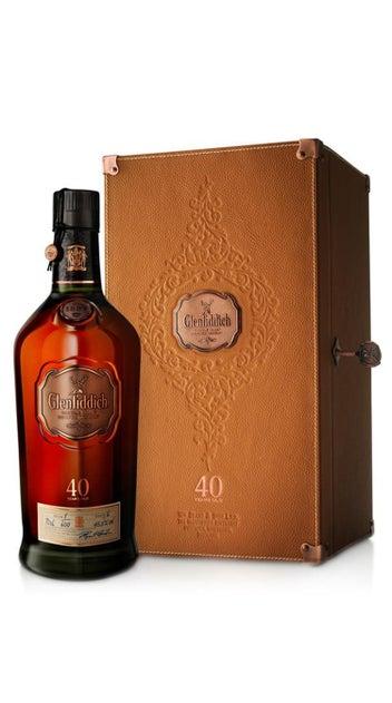 Glenfiddich 40yr old