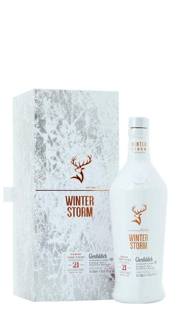 Glenfiddich Winter Storm 21yr