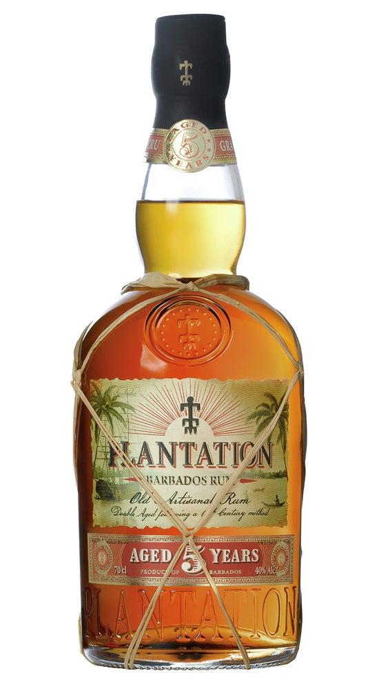 Plantation Barbados Rum Aged 5 Years