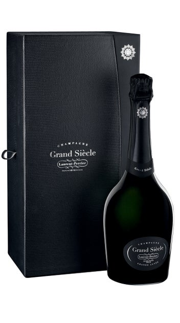 Champagne Laurent-Perrier Grand Siecle Lezard Gift Box