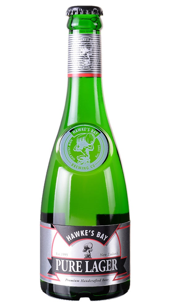 Hawkes Bay Brewing Co. Pure Lager 330ml