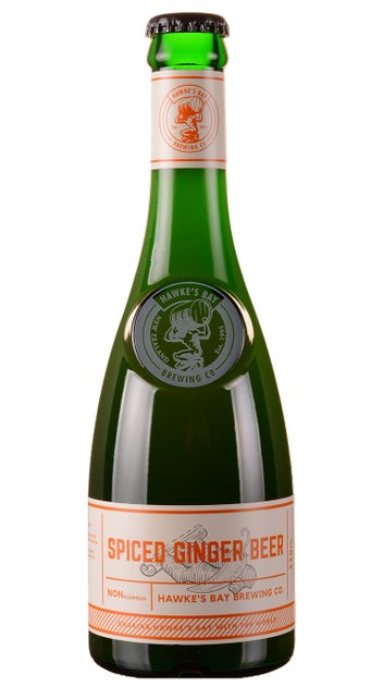 Hawkes Bay Brewing Co Spiced Ginger Beer 330ml