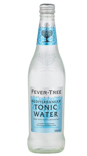 Fever-Tree Premium Mediterranean Tonic Water 8x500ml