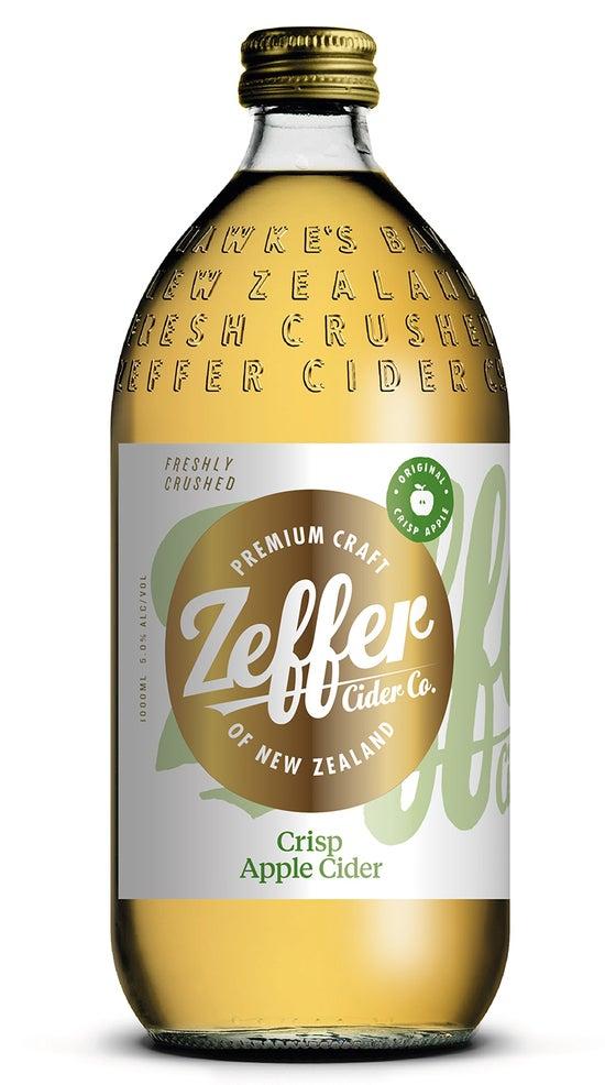 Zeffer Crisp Apple Cider 1L Flagon