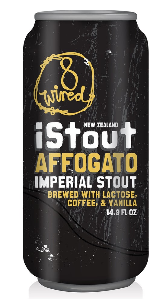 8 Wired iStout Affogato Imperial Stout
