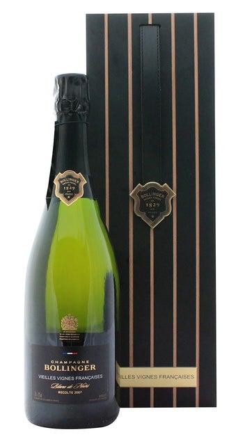 2007 Champagne Bollinger VVF Recolte