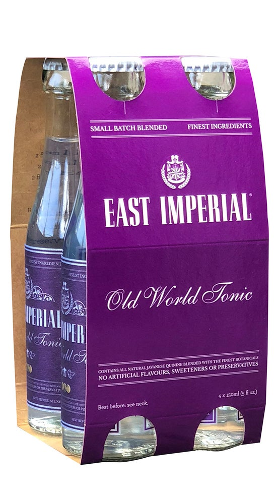 East Imperial Old World Tonic 4pk
