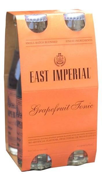East Imperial Grapefruit Tonic 4pk