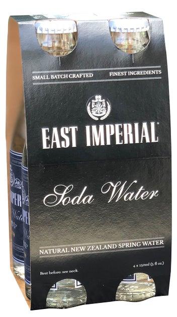 East Imperial Soda Water 4pk