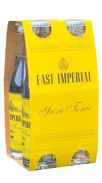 East Imperial Yuzu Tonic 4pk