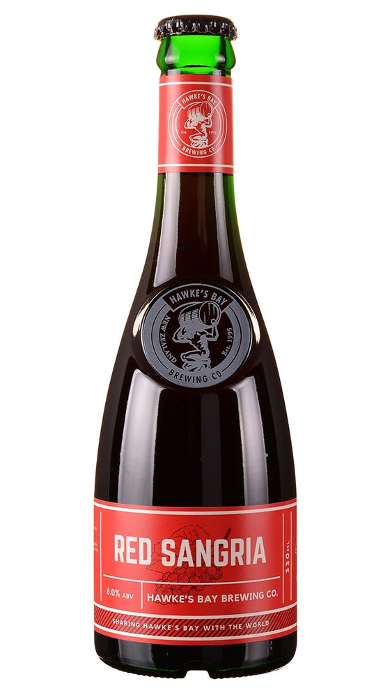 Hawkes Bay Brewing Co Red Sangria - 6% - 330ml