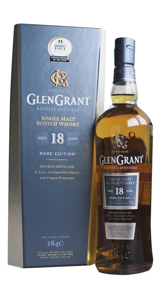 Glen Grant 18 yr old