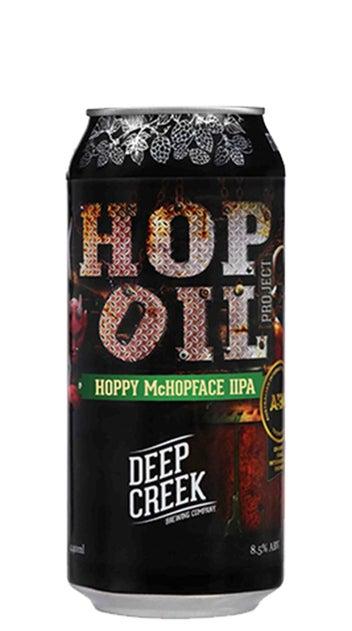 Deep Creek Hoppy McHop Face IPA 440ml