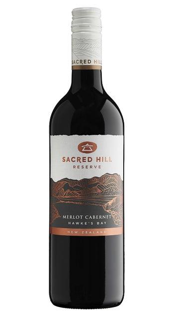 2018 Sacred Hill Reserve Merlot Cabernet