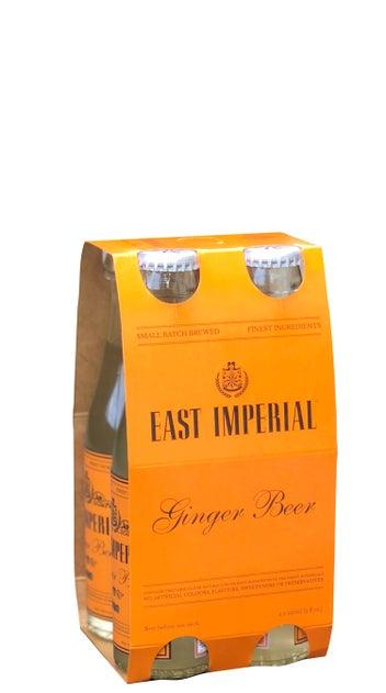 East Imperial Mombasa Ginger Beer 4pack