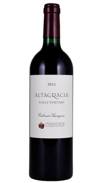 2015 Eisele Vineyard 'Altagracia' Cabernet Sauvignon