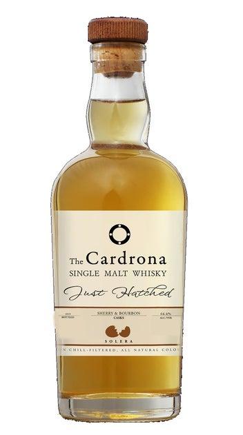 Cardrona Just Hatched Solera Single Malt Whisky